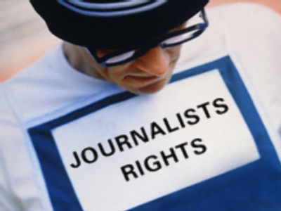 State duma: journalists equal policemen