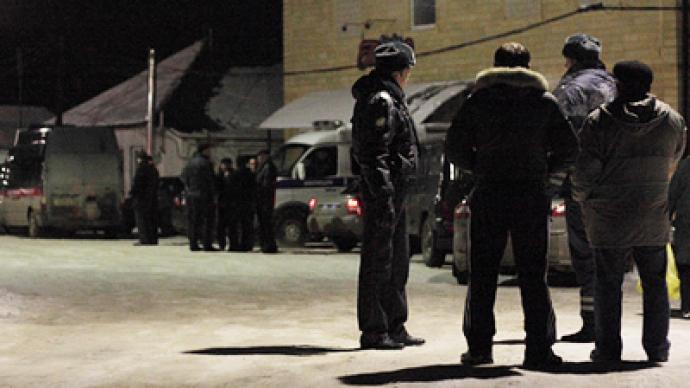 Eight killed in mass murder in southern Russia