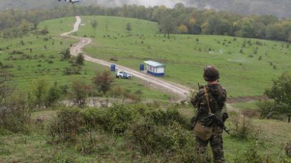 Two militants killed in Chechen mountains