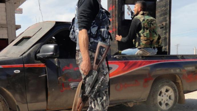Stratfor leaks: NATO commandos in illegal special ops in Syria
