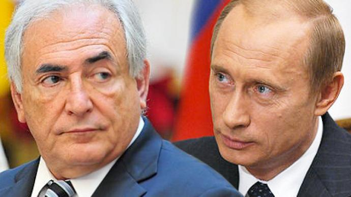 Strauss-Kahn's accusations not even funny – Putin's press-secretary