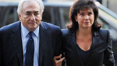 French novelist files sexual assault complaint against Strauss-Kahn