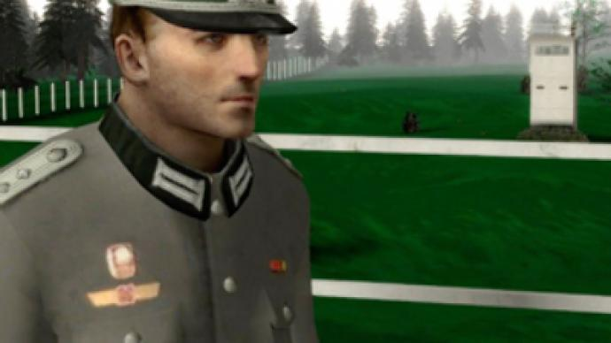 Student turns escape from communism into videogame