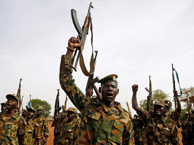 Sudan accuses Israel of bombing weapons factory, threatens to retaliate