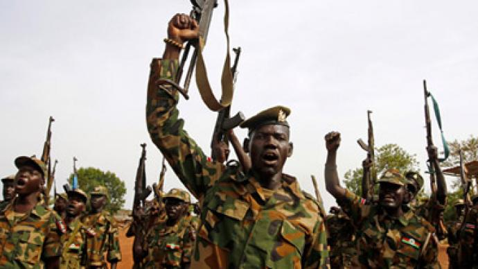Thousands displaced by Sudan border clashes