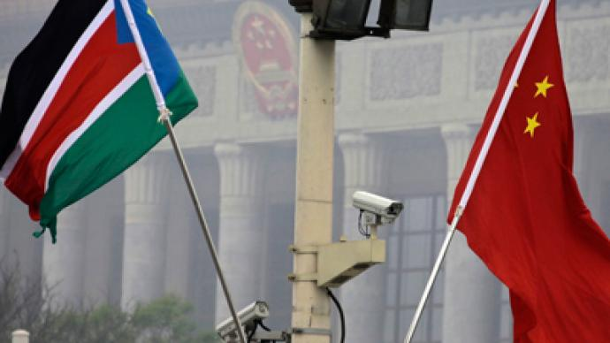 Chinese money to 'settle' Sudanese oil divorce?