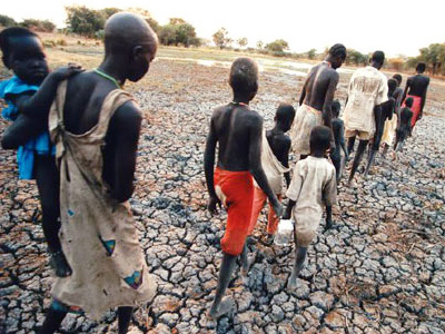 Southern Sudan set to decide fate of territory