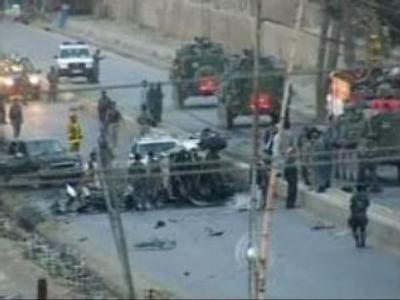 Suicide bombings in Afghanistan kill 11
