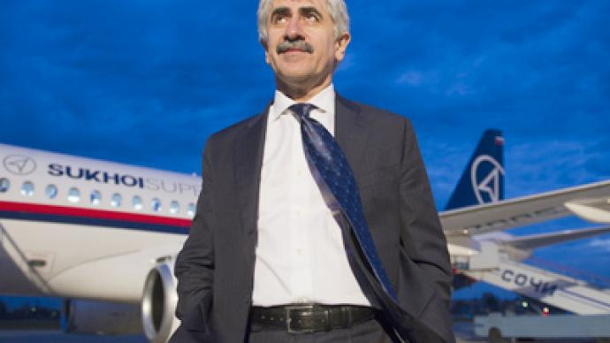 Sukhoi Superjet systems can make up for any pilot mistake – UAC chief