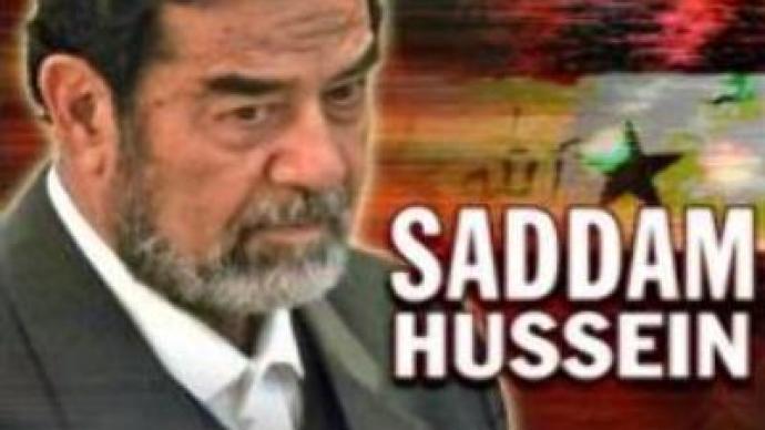Sunni mourn Saddam's death