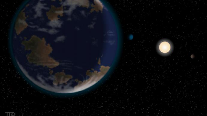 Newfound 'super-Earth' could support life