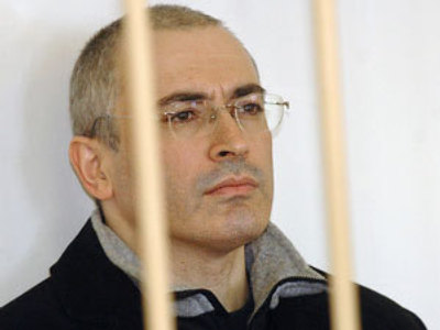 Supreme Court prolongs detention term for Khodorkovsky