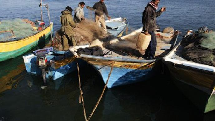 Surviving in Gaza: Fishing as a feat