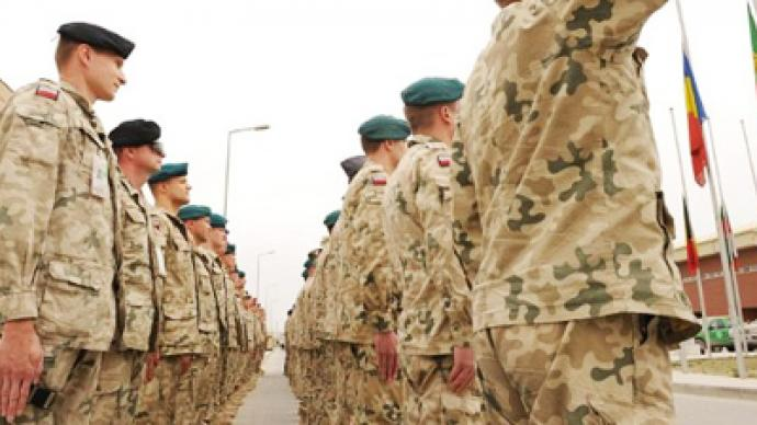 Poles suspected of killing Afghan civilians acquitted
