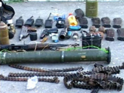 Suspected militants detained in Chechnya