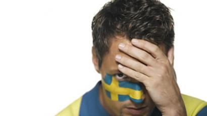 Swedish coach wants Russians 'fall on their knees'