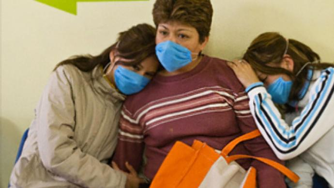 Swine flu medicine available… but not for sufferers