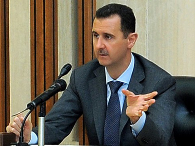 Syria may descend into chemical chaos