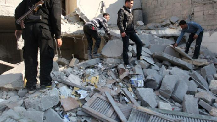 New Year's violence in Syria: Activists claim further atrocities