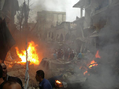 Violent Syria video footage: UN warns of possible rebel war crimes (GRAPHIC VIDEO)