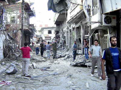 Ceasefire only solution to Syrian crisis – opposition activist