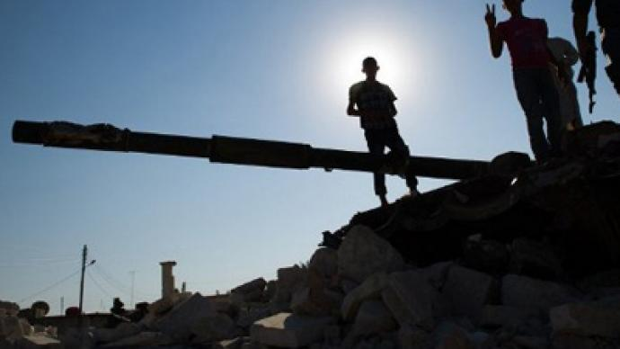 'Global balance of power takes shape in Syria'