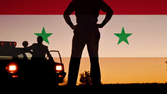 """""""World's policeman"""" to ramp up pressure on Syria"""