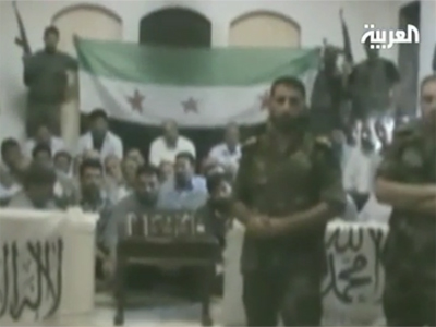 FSA threaten to kill Iranian hostages if rebels not freed