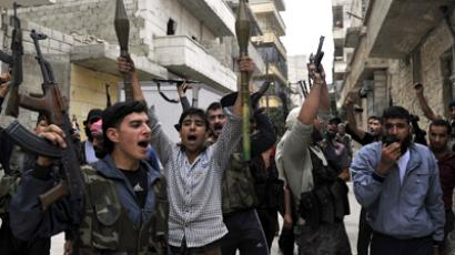 Syria presents foreign fighter list in bid for UN to acknowledge terror acts