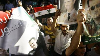 Root of Syrian unrest: Politics or religion?