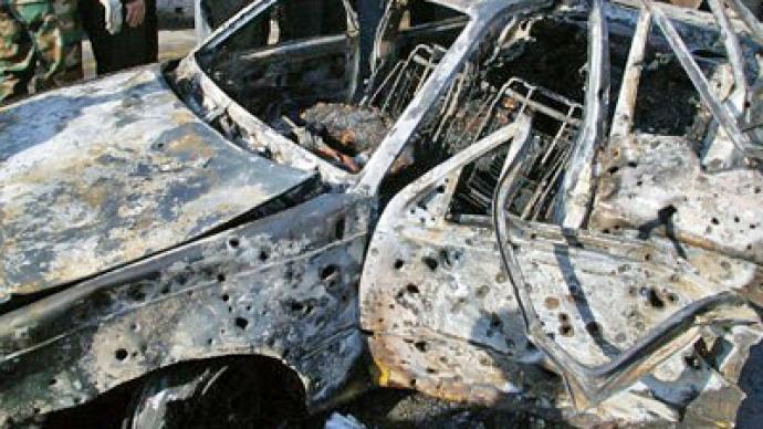 Blast blame: Syria's Muslim Brotherhood points finger at regime