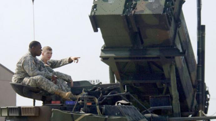 'Patriot missiles in Turkey will tighten rebel grip on Syrian north'