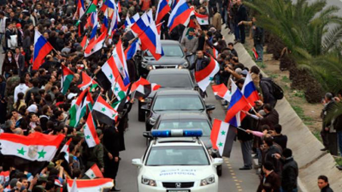 Syrian opposition agrees to Russian mediation