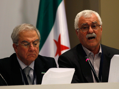 Friends of Syria recognize SNC as 'legitimate representative'