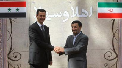 ­US intelligence: Assad firmly in charge in Syria