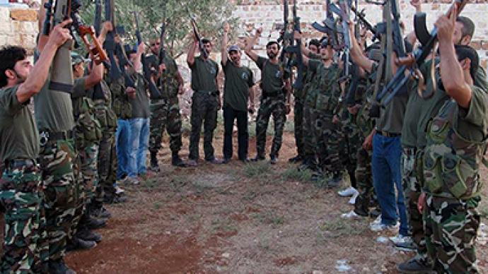 Syrian rebels seize multiple border checkpoints - reports