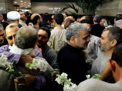 Prisoner swap: 2,130 Syrians for 48 Iranian 'pilgrims'