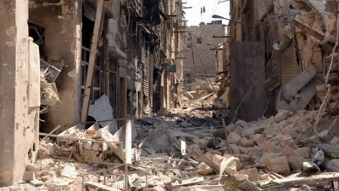 'Syria much more complex than simply overthrowing the government'