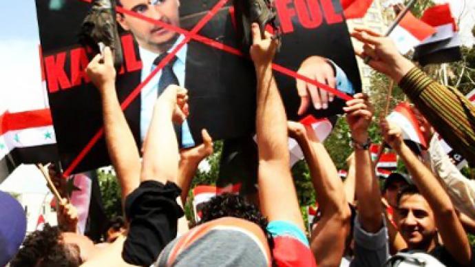 US would like to weaken the regime in Syria - journalist