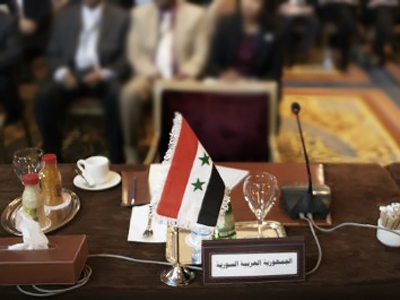 Moscow seeks full Arab League Syrian peacekeeper brief