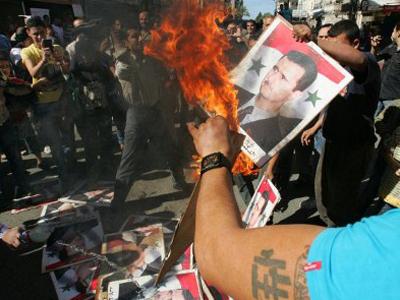 'No Libya 2.0' - Syrian opposition