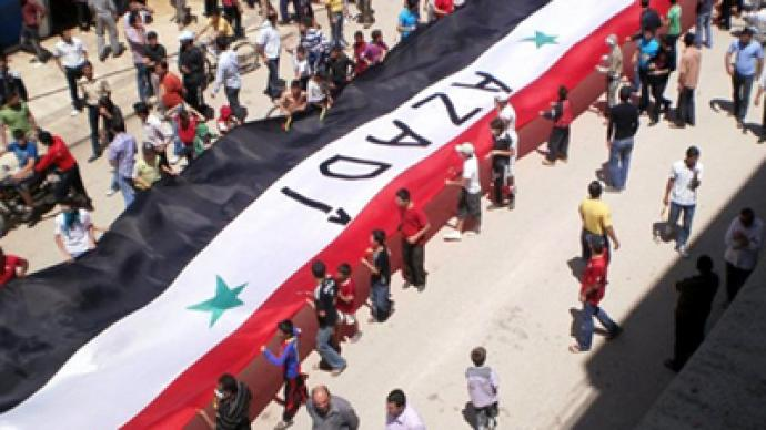 Syria: the times of peace will come