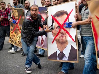 Syria: an uncanny revolution