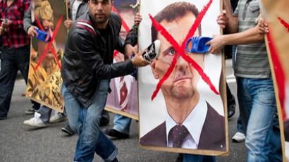 """World's policeman"" to ramp up pressure on Syria"