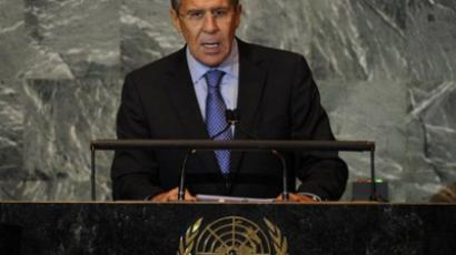 Russia submits new draft on Syria