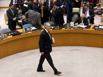 Syria rejects new Arab League resolutions