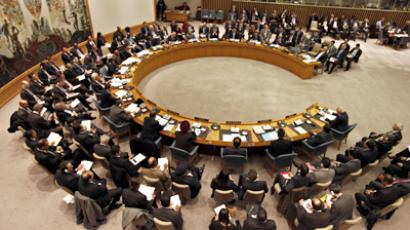 Russia, China veto UN Security Council resolution on Syria