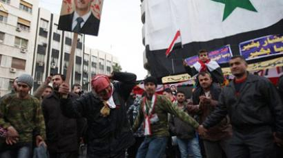 Division within Syria grows as protests spread into capital