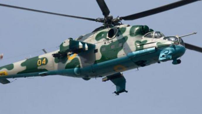 'US helicopter con puts Russia-brokered Syria solution on ice'