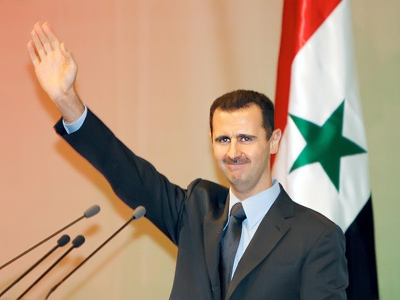 Washington begins war of words against Damascus